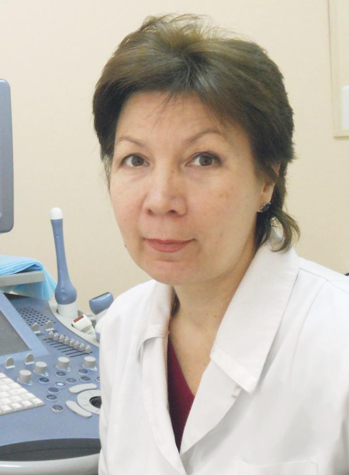 Вайцехович Ирина Леонардовна