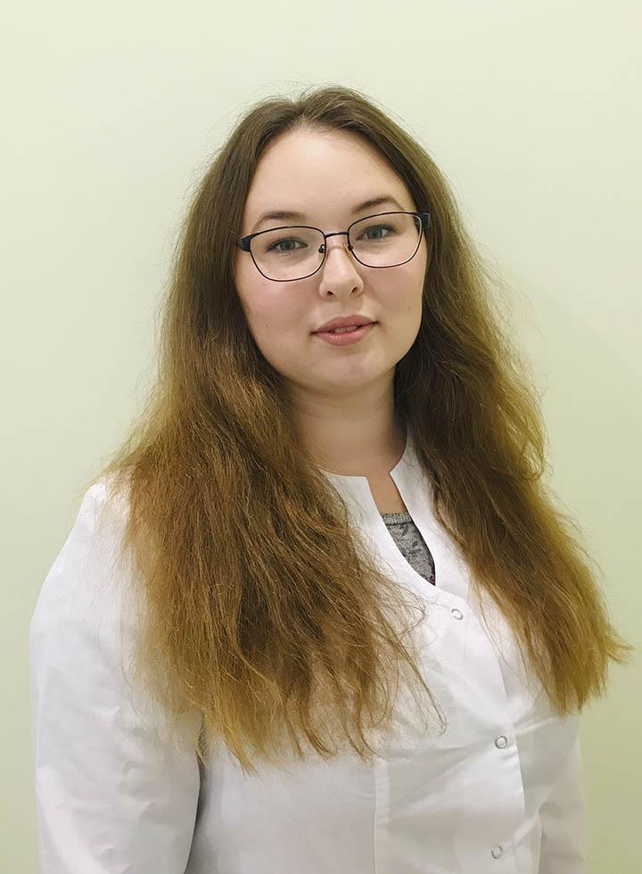 Серафимина Мария Александровна