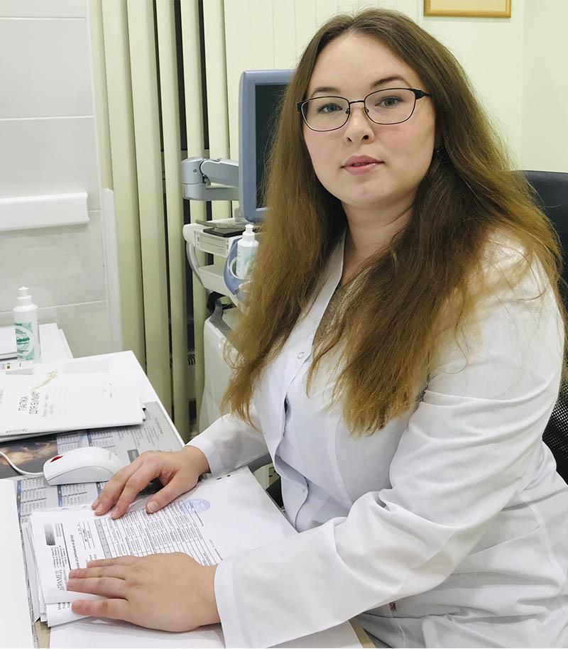 Новый врач терапевт Серафимина М.А.