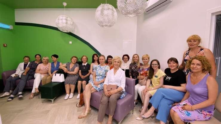 """Конференция посвященная женскому репродуктивному здоровью для команды специалистов сети клиник """"УльтраМед"""""""
